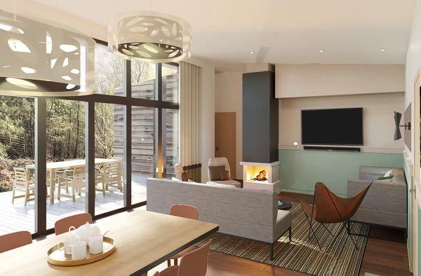 Salon Cottage Nouveau Design