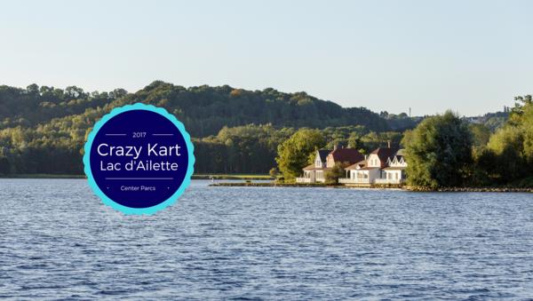 Découvrez le Crazy Kart au Lac d'Ailette