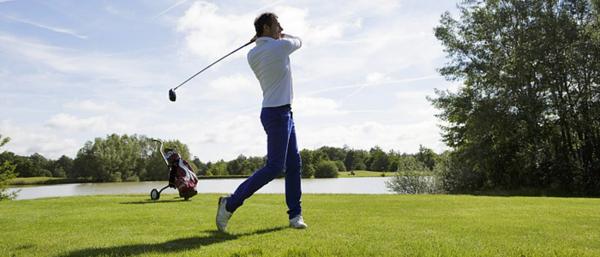 golf bois francs