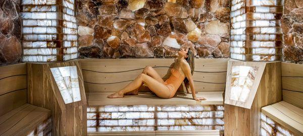 Les cabines de sel Deep Nature