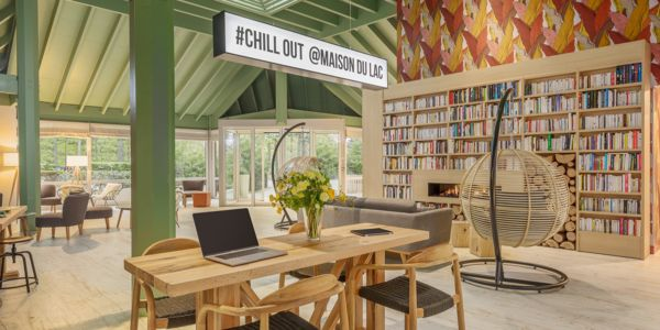 La Maison du Lac du Domaine des Bois-Francs en visite virtuelle