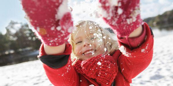 Un hiver douillet sous la neige à Center Parcs