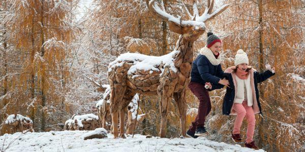 Vos vacances de février à Center Parcs
