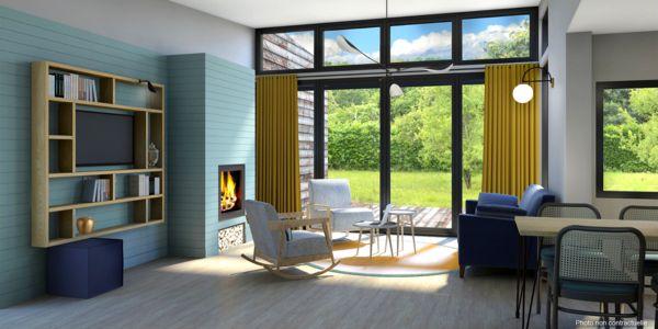 Bientôt disponibles : les cottages VIP Bois Nouveau design aux Hauts de Bruyères !