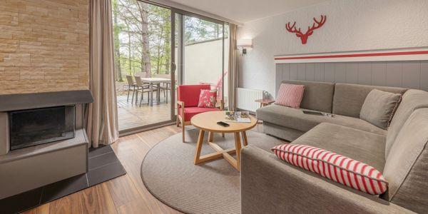 Découvrez les cottages VIP Nouveau design du Domaine des Bois-Francs