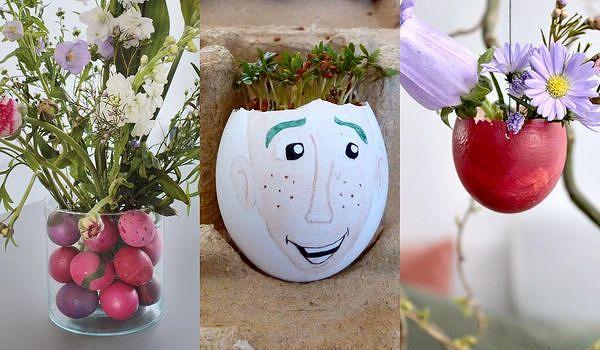 Idées d'ateliers DIY pour Pâques