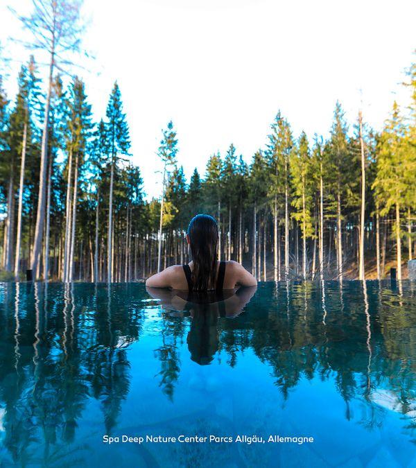 Mais pourquoi pas compléter ses visites à l'Aqua Mundo par un passage au spa ?