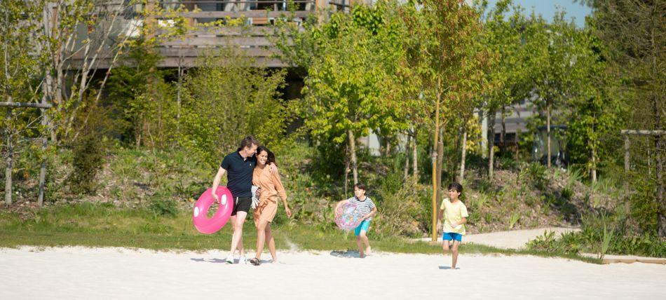 plage activité enfants