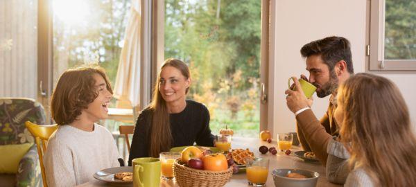 Les bons plans pour manger dans son cottage