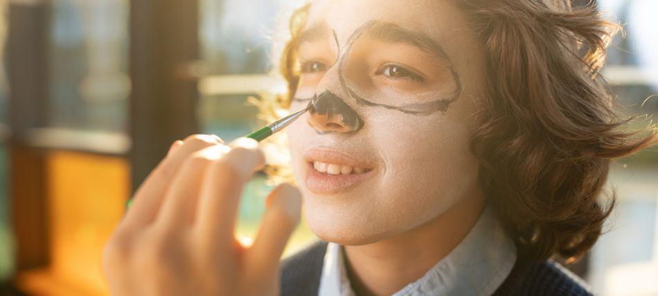 atelier maquillage pour enfant à partir de 2 ans