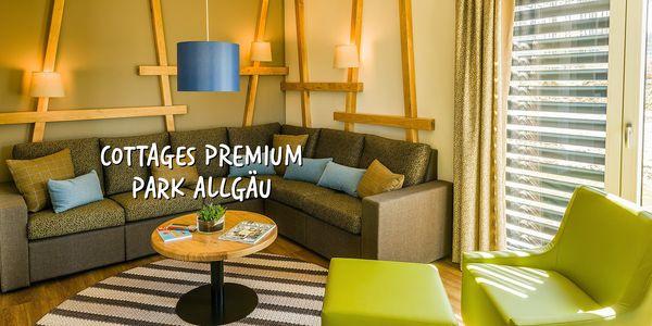 Les cottages Premium à Park Allgäu