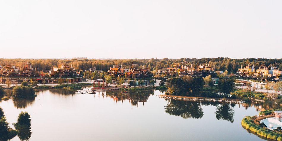 village nature écologie zéro déchet