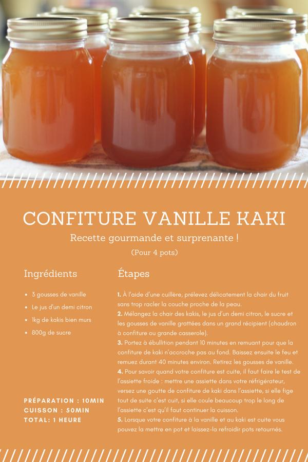 recette-vanille-kaki