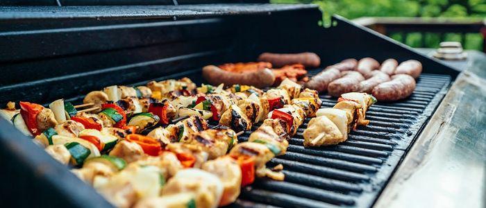 Barbecue été