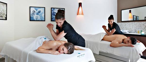 spa deep nature massage