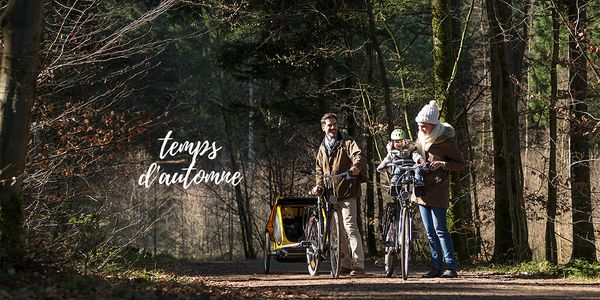 Temps d'automne à Center Parcs