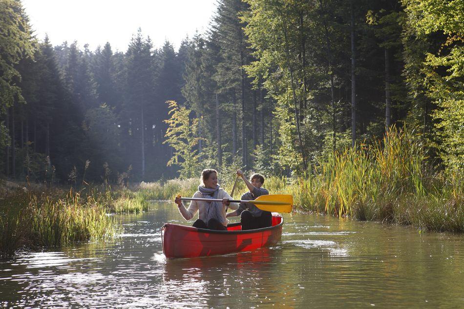 canoë-rivière-nature-activité