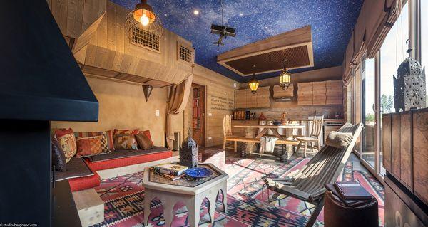 Cottage Aventure au Domaine Les Trois Forêts