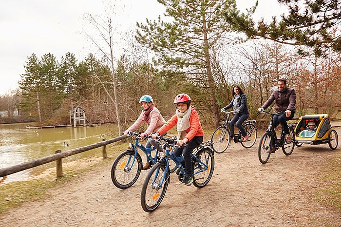 velo nature center parcs
