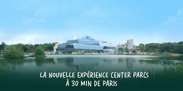 Villages Nature® Paris la nouvelle expérience Center Parcs