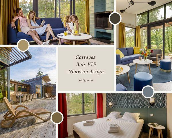 Cottages Bois VIP Center Parcs