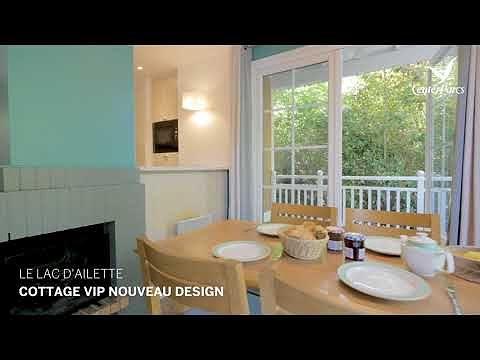 Cottage VIP – Le Lac d'Ailette