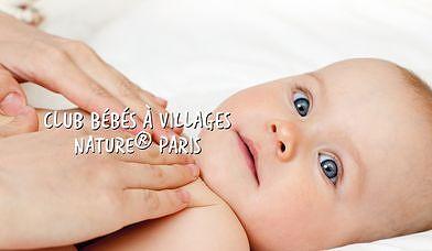 Séjour avec son bébé à Villages Nature® Paris