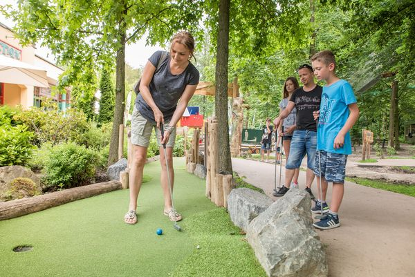 Adventure Golf (en plein air)
