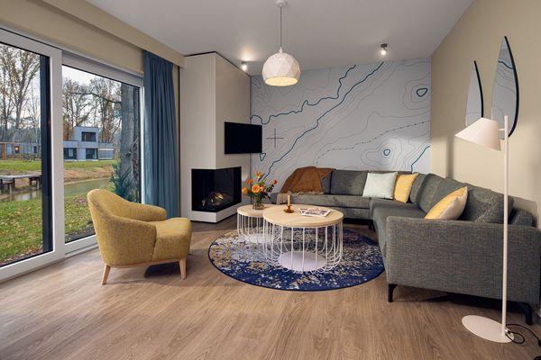 Tentez de gagner un cottage VIP dans le nouveau Terhills Resort by Center Parcs