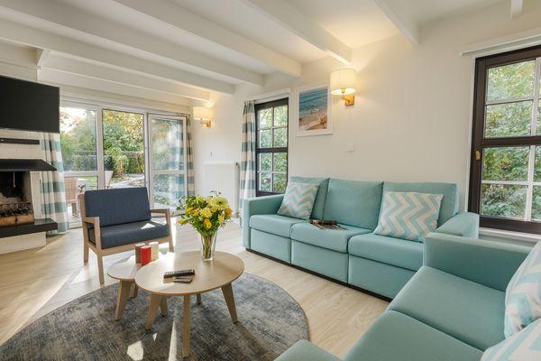 Des cottages rénovés pour vos vacances d'été en Belgique