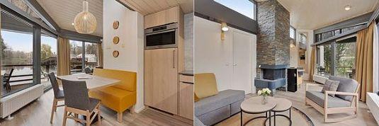 Premium cottage à De Eemhof (NL)