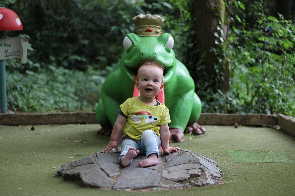 baby minigolf