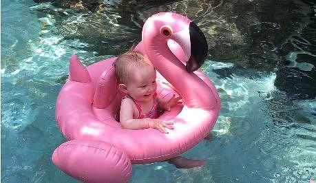 Des vacances tranquilles pour bébé : amusez-vous en pataugeant à Aqua Mundo
