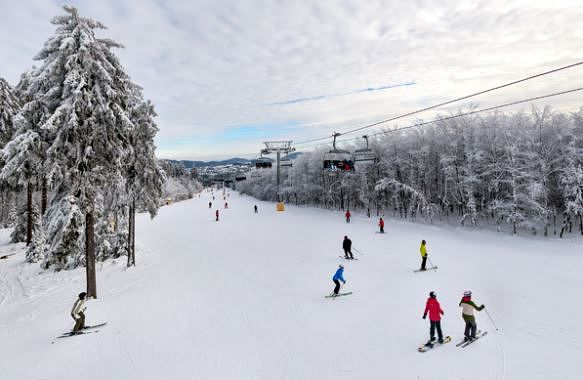 Sports d'hiver à Center Parcs : 4 destinations idéales