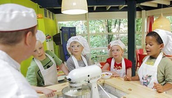 Testé: « Quand j'serai grand … j'serai Chef cuisinier »