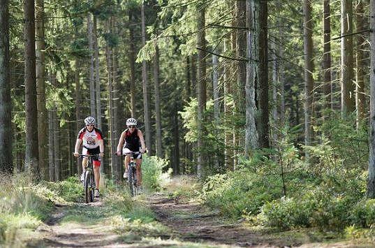 mountainbike les ardennes