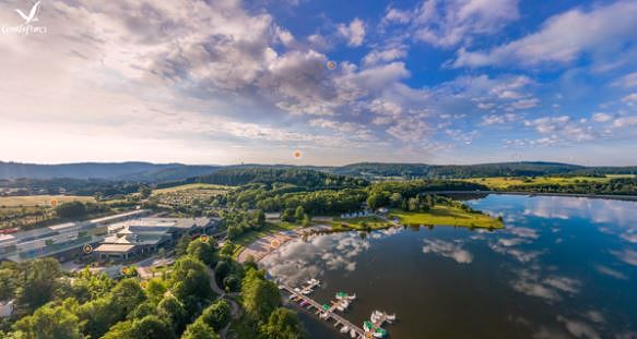 Visite virtuelle de Park Bostalsee (D)