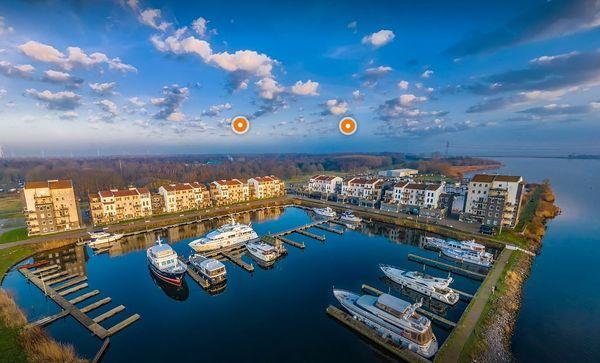 Visite virtuelle du domaine De Eemhof (NL)