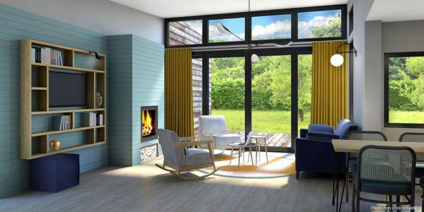 Les cottages VIP Wood seront bientôt rénovés au domaine Les Hauts de Bruyères !