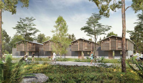 Iets heel bijzonders in Park Allgäu: Exclusive cottages!