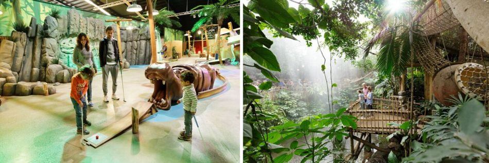 Action Factory & Jungle Dome