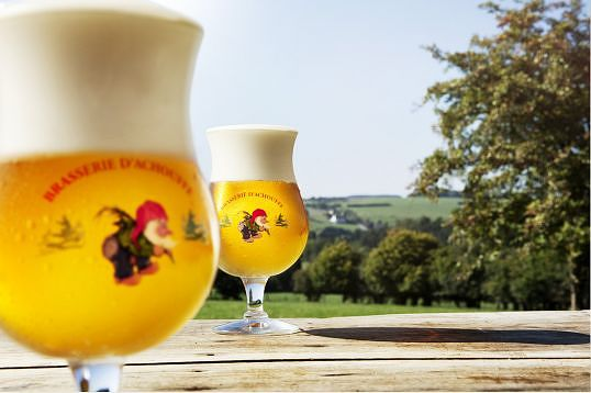 Center Parcs Ardennen La Chouffe brouwerij