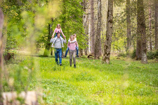 Wandelen rondom Park Allgäu