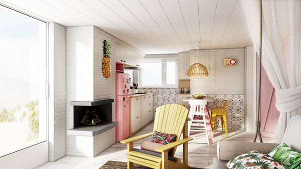 NIEUW: Beach Chilla's in Park Zandvoort