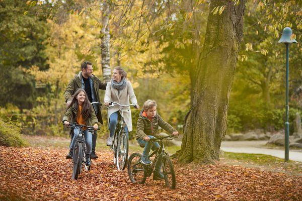 fietsroutes maasduinen