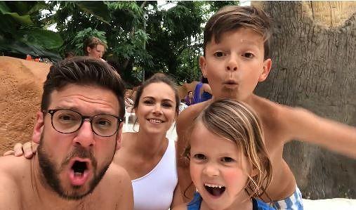 Vakantie Vloggers op bezoek in Le Lac d'Ailette