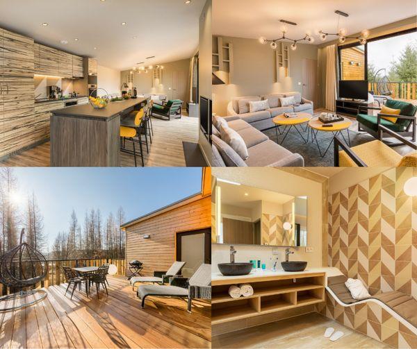 Exclusive cottage in Les Trois Forêts