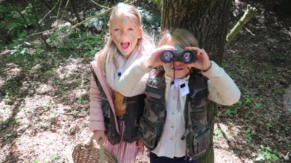 Vakantie Vloggers op bezoek in Het Meerdal
