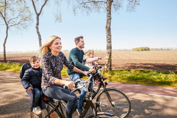 fiets vakantie Limburgse Peel