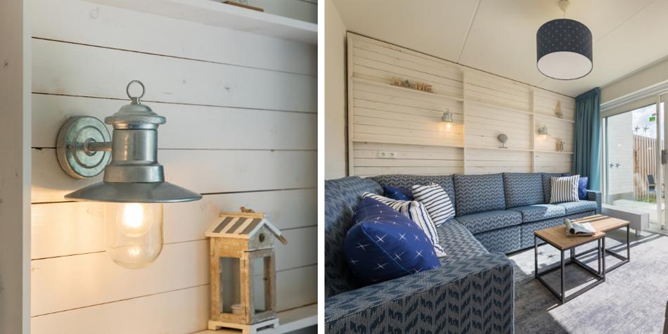 Premium cottage Park Zandvoort